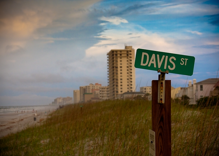 This is my new home for at least the next year.  I just moved to Jacksonville, Fl more specifically Neptune Beach on Davis St.  This is an amazing city and the people are very friendly.  I hope to find many new places and people to photograph.